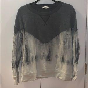 American Eagle Tie-dye sweatshirt